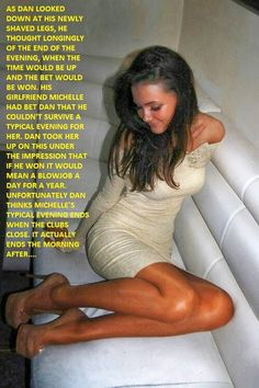 Rachel's TG Captions: The Morning After