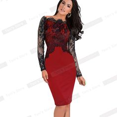 Nice forever Off Shoulder Gorgeous Vintage Dress Sexy Slash Neck Lace Top Long Sleeve Zipper Club wear Casual Pencil dress 803-in Dresses from Women's Clothing & Accessories on Aliexpress.com | Alibaba Group