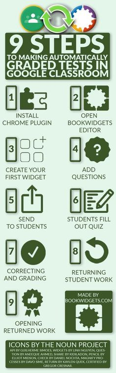 10 steps to making automatically graded tests in Google Classroom