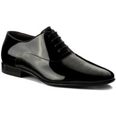 sports shoes 5582a 2cb71 Félcipő BOSS - Evening 50370447 10193322 01 Black 001