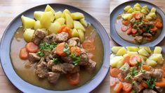 Ráda vařím, ráda peču... - vepřové s mrkví podle Romana Vaňka - Album uživatelky oliinka_k - Foto 2 Beef, Food, Meat, Essen, Meals, Yemek, Eten, Steak