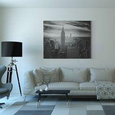 New York fekete-fehérben