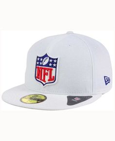 When you& a true football fan, the New Era NFL Shield Cap allows you to cheer for your favorite sport. Choose the color that works best with your favorite NFL team T-shirt. Contrasting flip color and raised embroidery add style and dimension to this cap. New Era Fitted, Team T Shirts, Football Fans, Sports Fan Shop, Team Logo, Active Wear, Nfl, Baseball Hats, Mens Fashion