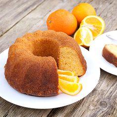 Mundo Verde bolo de laranja com aveia