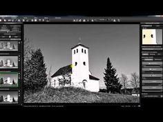 Schwarz-Weiß Bild aus Farbfoto mit HDR-Projects-3 erstellen