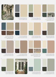 Surprising Benjamin Moore Green House Paint Colors Palette 15 Paint The Largest Home Design Picture Inspirations Pitcheantrous
