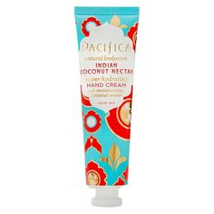 Pacifica Indian Coconut Nectar Super Hydrating Hand Cream - 2.25 oz : Target