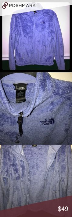 Purple Fur North Face super soft and comfy, very unique color and pretty good condition. The North Face Jackets & Coats