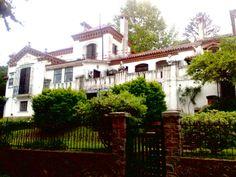 """""""El Paraiso"""", Casa-museo del escritor Mujica Lainez, Cruz Chica- Córdoba."""