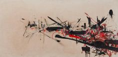 Mathieu, Georges : Fine Arts, After 1945 in Europe | The Red List