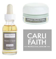 CARLI FAITH Pro Skincare!    ☆☆  20% OFF SALE  ☆☆ Use Code: YOURGIFT20