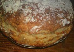 Irish spelt flour bread, without yeast Czech Recipes, Russian Recipes, Bread Recipes, My Recipes, My Favorite Food, Favorite Recipes, Irish Bread, Soda Bread, Home Baking