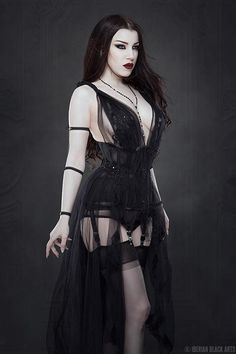 Model: Threnody In Velvet