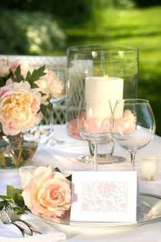 Clasic Tabletop decor   Wedding Decor   Valerie & Valerie Weddings and Events