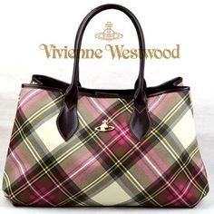 Vivienne Westwood Bags Scottish Plaid