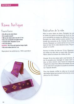 robe-rome-antique-inspiration-couture Frou-Frou