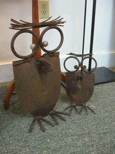 shovel owls. I love these