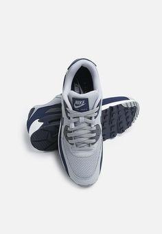 Nike Air Max 90 ESS - 537384-064 - Wolf Grey / Binary Blue / Dark Grey Nike Sneakers | Superbalist.com