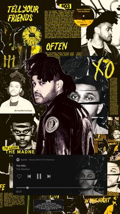 The Weeknd Quotes, The Weeknd Poster, Abel The Weeknd, The Weeknd Album Cover, The Weeknd Albums, The Weeknd Wallpaper Iphone, Iphone Wallpaper Tumblr Aesthetic, Cover Wallpaper, Rap Wallpaper