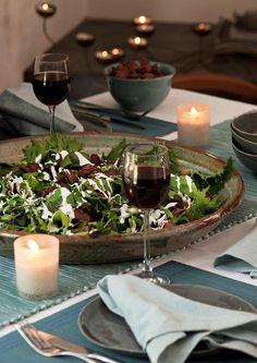 Menu of the Month Milk Tart, Blue Cheese Salad, Creamy Lemon Chicken, Biltong, Watermelon Salad, South African Recipes, Mushroom Chicken, Figs, Platter