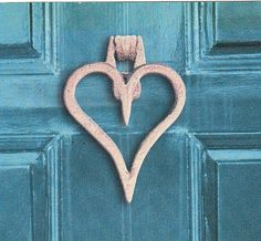 Wooden Door Knocker
