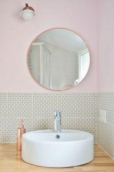 Carrelage Pour Salle De Bains Original. Gäste WC ...