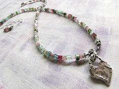 Brazilian Tourmaline Necklace