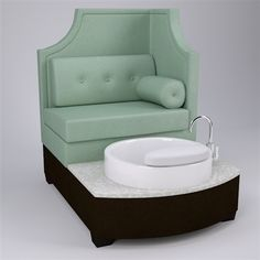 Tiffany Pedicure Chair POST YOUR FREE LISTING TODAY! Hair News Network. All Hair. All The Time. http://www.HairNewsNetwork.com