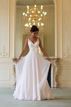 Pretty wedding dress - My wedding ideas