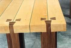 dovetail joints - Google Search Woodworking Organization, Intarsia Woodworking, Woodworking Basics, Woodworking Joints, Woodworking Workbench, Woodworking Furniture, Woodworking Crafts, Wood Furniture, Woodworking Quotes