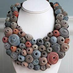 October 21, 2015 - Zipper necklace