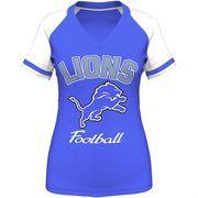 NFL Jersey's Women's Detroit Lions Ndamukong Suh Nike Light Blue Limited Jersey