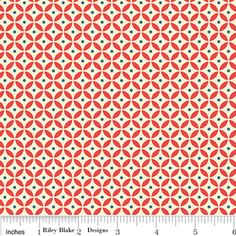 Sandcastle Red ~ Seaside @ Sew,Mama,Sew!