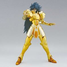 69.99$  Buy now - http://alic6o.worldwells.pw/go.php?t=32722400657 - Retail New Gold Saint EX Model Gemini Saga Kanon Gold Myth Cloth Anime Action Figures Fan Collection Model Kids Christmas Gift 69.99$