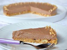 Cheesecake alla nutella senza glutine - gluten free nutella cheese cake