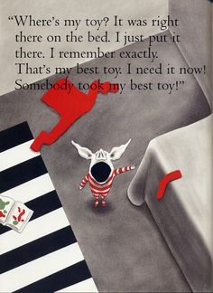 Olivia;and the Missing Toy by Ian Falconer