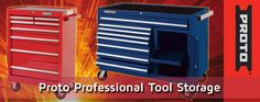 Proto® tools are heat forged and nickel-plated, making them tough enough to withstand even the most demanding work environment, from the blast of zero-degree temperatures to the rapid fire pace of the factory floor. http://store.aishouston.com/index.php?option=com_content&view=article&id=120&Itemid=992