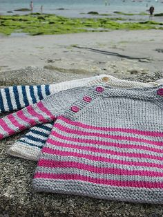 New Langoz pattern on Ravelry! Top down and seamless baby sweater <3