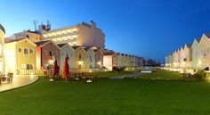 Hotel Cristal Praia Resort & Spa, Praia da Vieira.