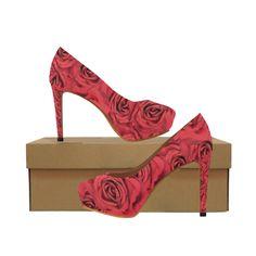 730a85fc1e0e8 34 Best High Heeled Print Shoes by Juleez images