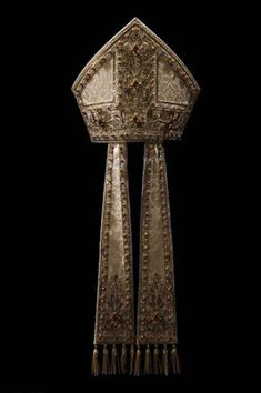 Precious Mitres from Atelier LAVS ~ Liturgical Arts Journal