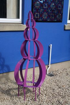 Modern outdoor steel sculpture by Pete Moorhouse Steel Sculpture, Modern Sculpture, Abstract Sculpture, Project 3, Public Art, Islamic Art, Art Education, Modern Contemporary, Sculptures