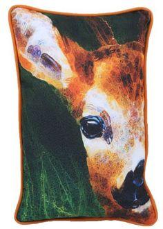 Lava Fawn 42791.999 10x13 Indoor-Outdoor Throw Pillow