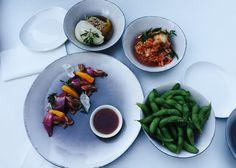 #wshoku #niedziela #weekend #food #warsawfoodie #foodporn #wiosna #ahtoty #beef #tataki #edamame #kimchi #tuna #omnomnom by oziwoman