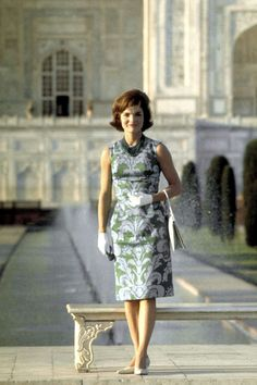 In Photos: Jackie Kennedy Onassis's Iconic Style - HarpersBAZAAR.com