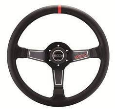 Sparco Steering Wheel - Tuner - Monza L575 UNIVERSAL - Mueller Motorwerks LLC
