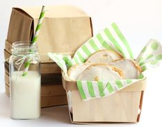 Natural Wood Berry Baskets (Set of 6) - Large Quart Size - SmashCake Studio. $10.00, via Etsy.