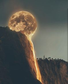 Melting Moon ~ETS #wow