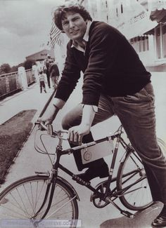 Christopher Reeve - For more great pics, follow www.bikeengines.com