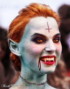 Natalie Portman - Evil Vampire Queen